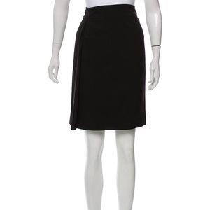 Calvin Klein A Line Knee Length Skirt Size US 6